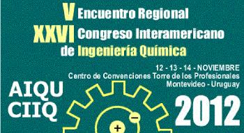 Congreso Interamericano de Ingenieria Quimica